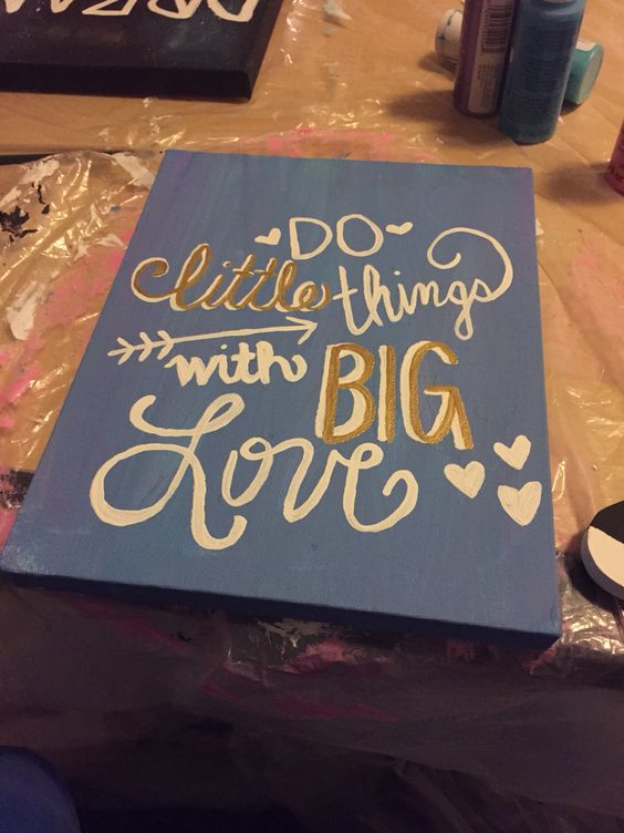 Little Big Quotes Do little thing with big love