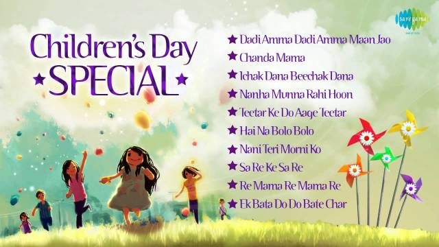 Lovely Happy Children's Day Special Quotes Image