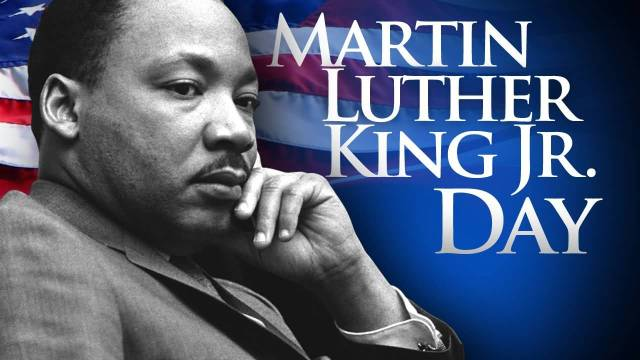 Martin Luther King Jr Day Wishes Greetings Message Image