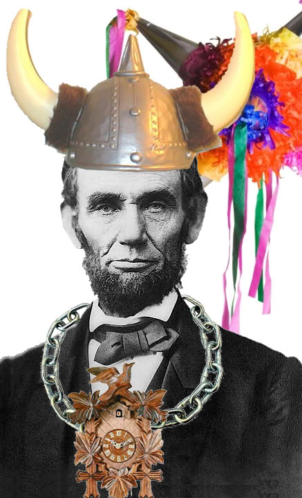 Most Funny Abraham Lincoln Meme Birthday Image