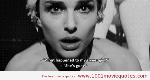Movie Quotes What Happened To My Sweet Girl
