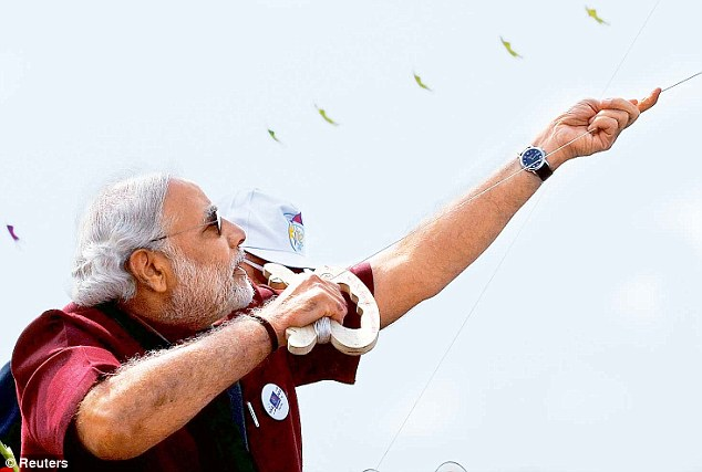 Narendra Modi Wishes appy Basant Panchami Wishes Picture