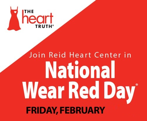 National Wear Red Day Friday February Image