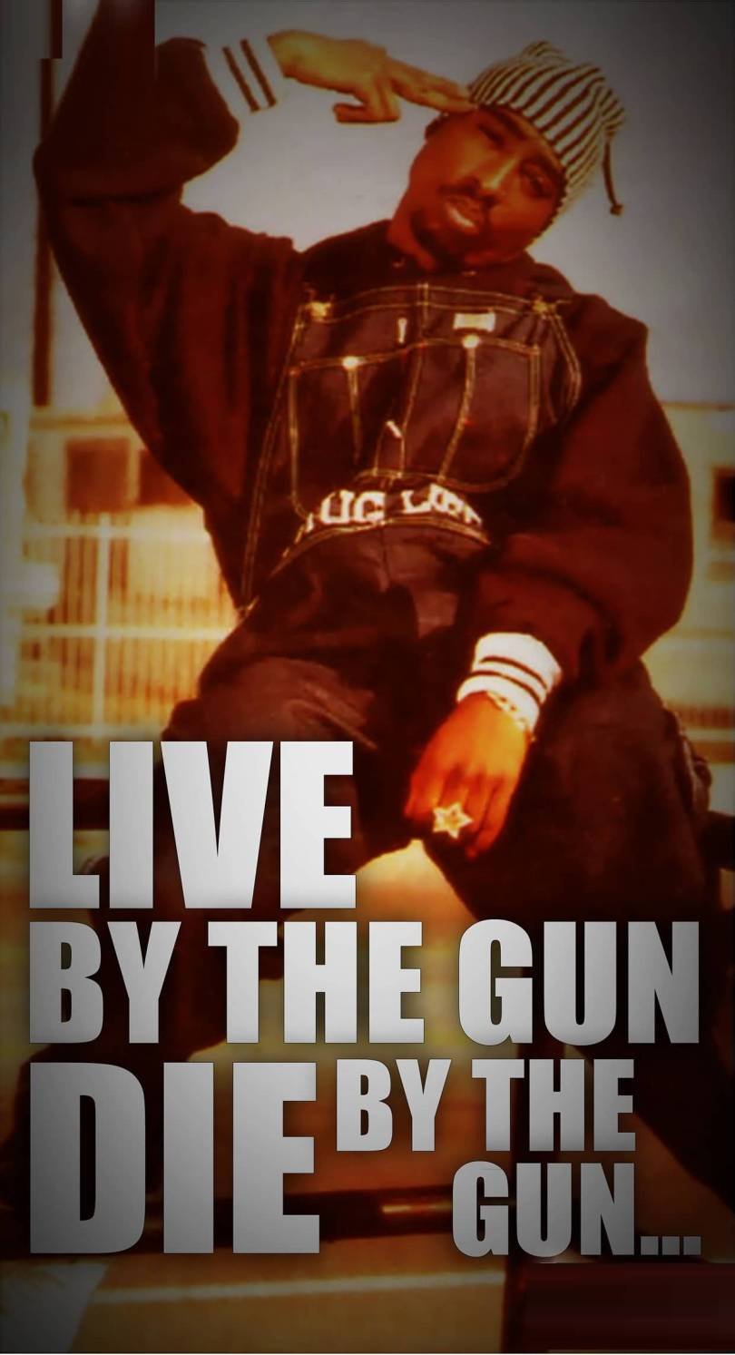 Nigga Quotes Live by the gun die by the gun