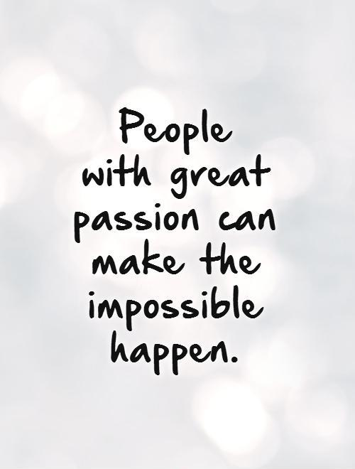 Passion Quotes And Sayings 3