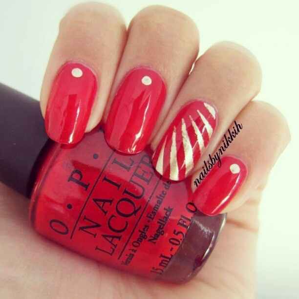 612 In 56 Fantastic Accent Nails Art