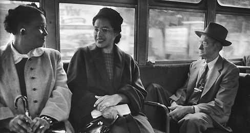 Pictures Of Rosa Parks
