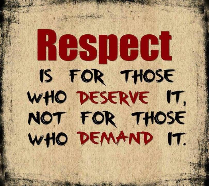 65 Best Respect Quotes Sayings Pictures Wallpapers Photos