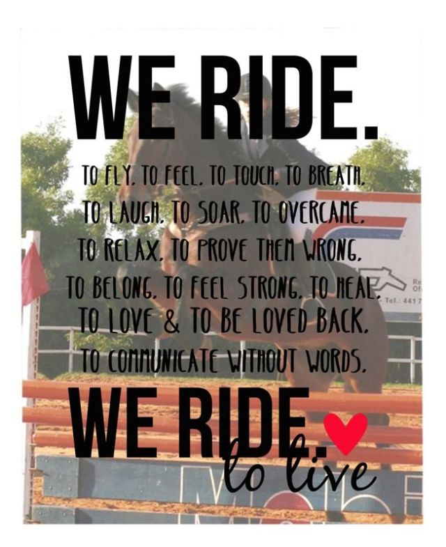 Ride Quotes And Sayings 14