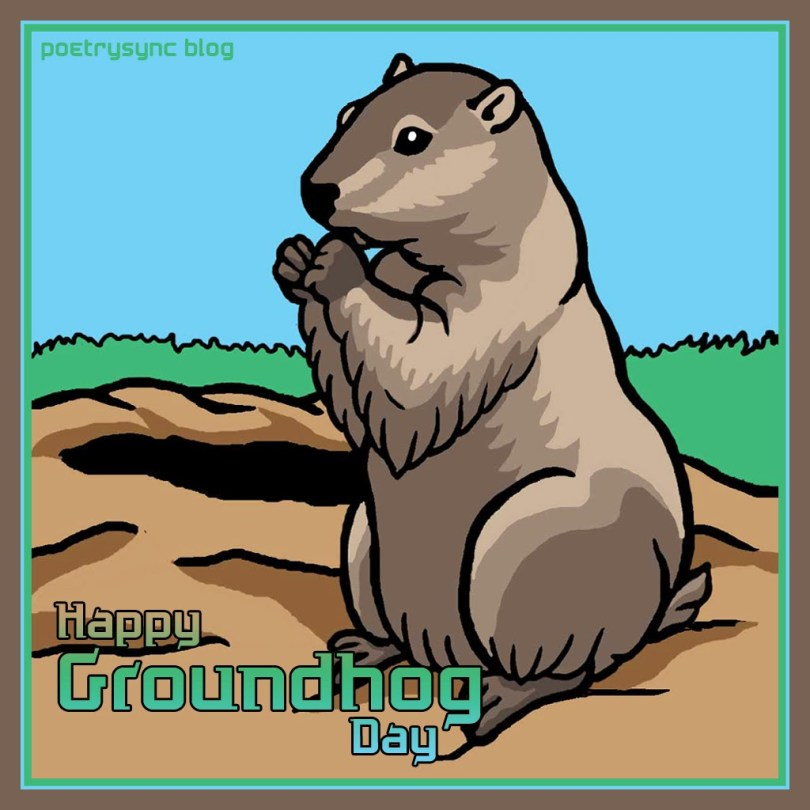 Sending You Happy Groundhog Day Wishes Image