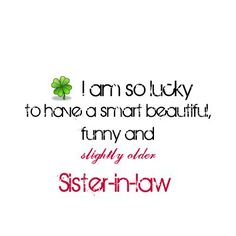 Sister In Law Quotes And Sayings 03