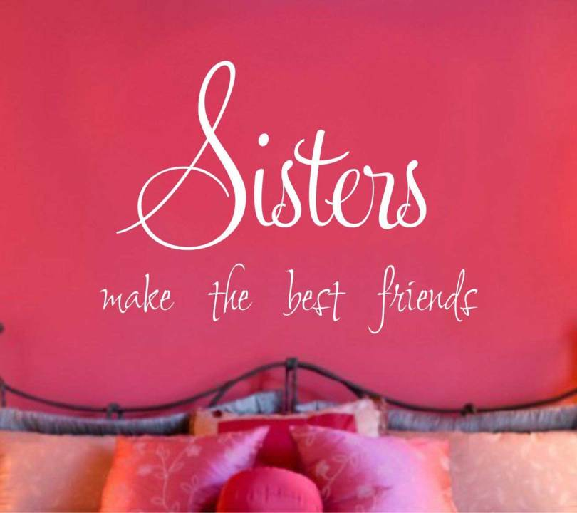 Sister In Law Quotes Sisters make the best friends