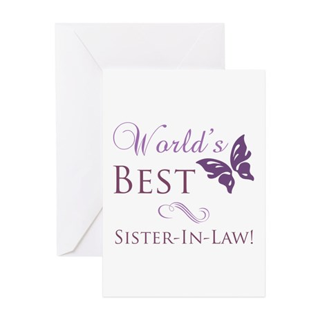 Sister In Law Quotes World's best Sister In Law Quote