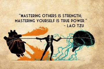 Strength Quotes Mastering Others Is Strength Mastering Yourselt Is True Power