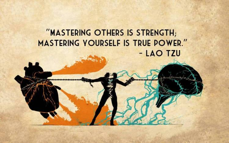 Strength Quotes Mastering Others Is Strength Mastering Yourself Is True Power