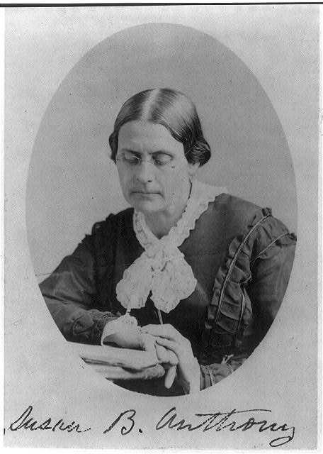 Susan B. Anthony Images