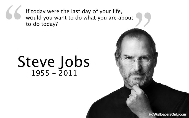 Technology Quotes if today were the last day of your life, would you want to do what you are about to do today,
