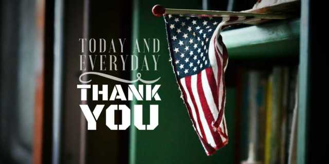 Thank You Honoring Those Americans Who Died While.. Memorial Day Image