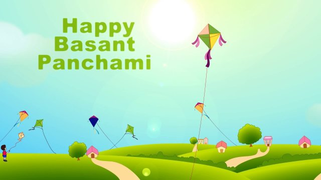 To My All Happy Basant Panchami Friends Wishes Images