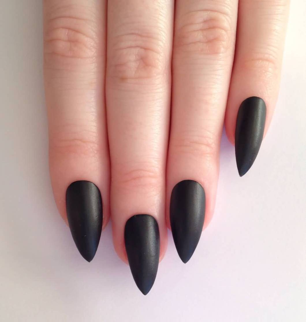 Tremendous With Sharp Nail Design