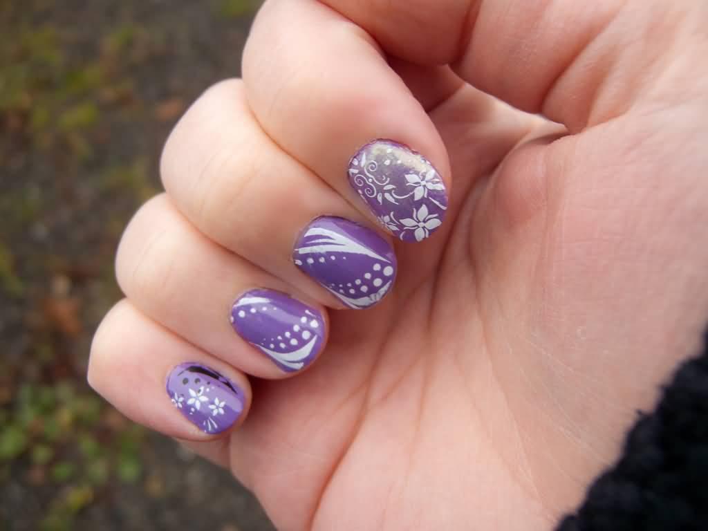 54 Awesome Acrylic Short Nail Design, Styles & Ideas | Picsmine