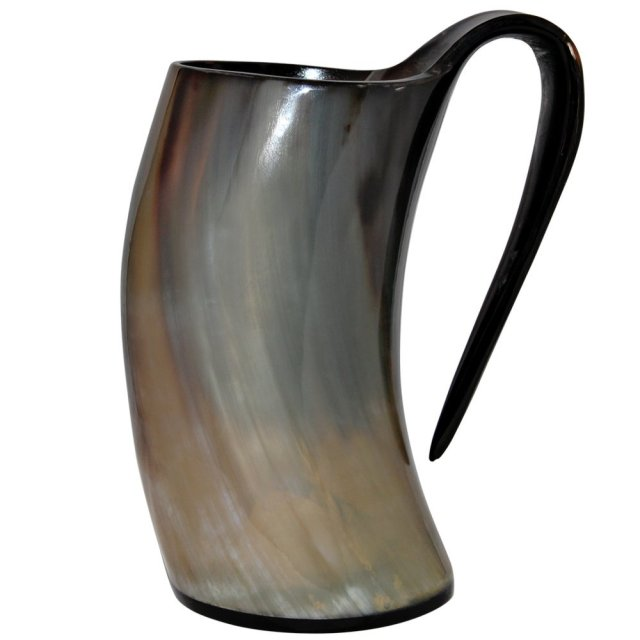Viking Cup Drinking Horn 003