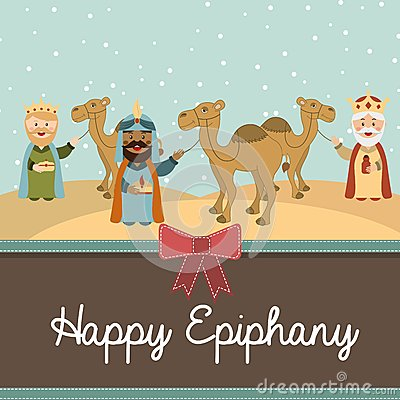 Wish You Happy Epiphany Wishes Image