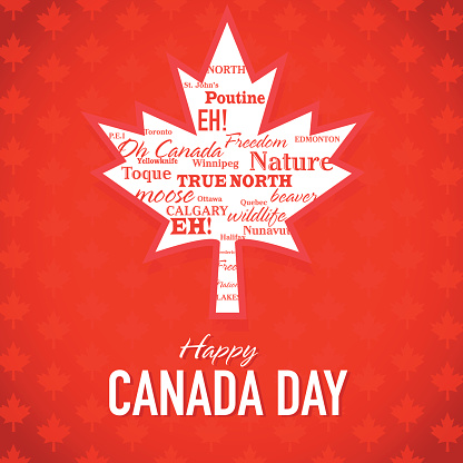 Wishing You A Very Happy Canada Day Image