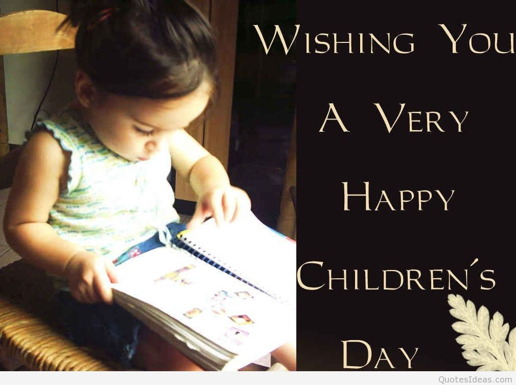 Wishing You A Very Happy Children's Day Wishes
