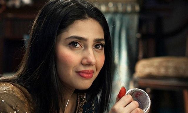 incredible photo of mahira khan