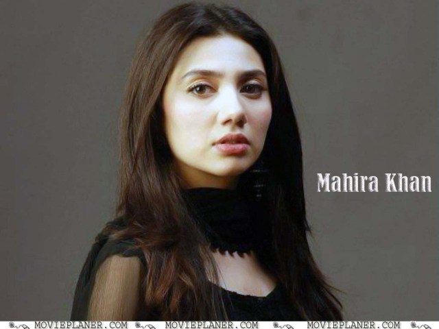 nice wallpaper of mahira khan's photo