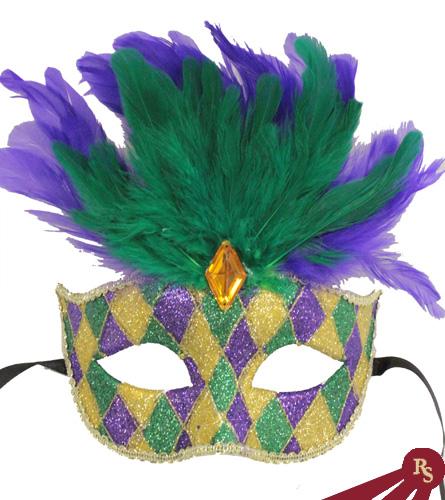 14 Mardi Gras Mask Image
