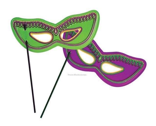 20 Mardi Gras Mask Image