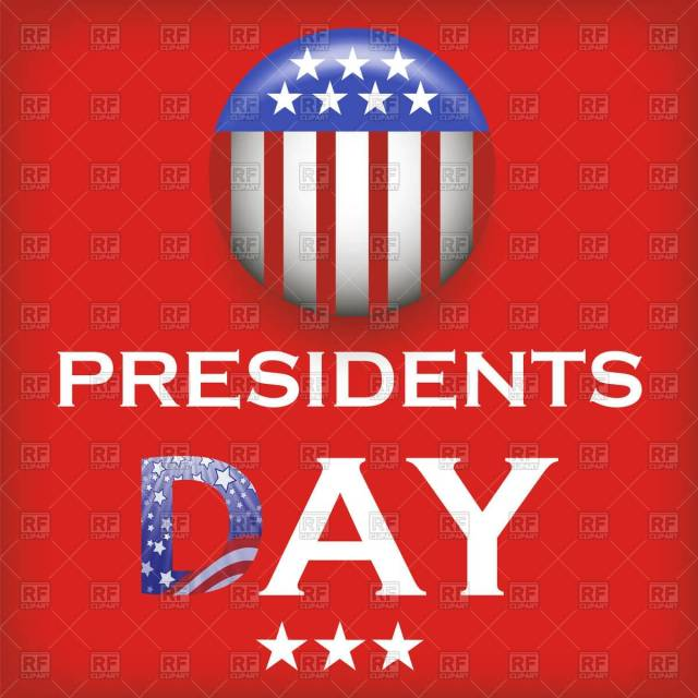 20th February Happy President's Day Image