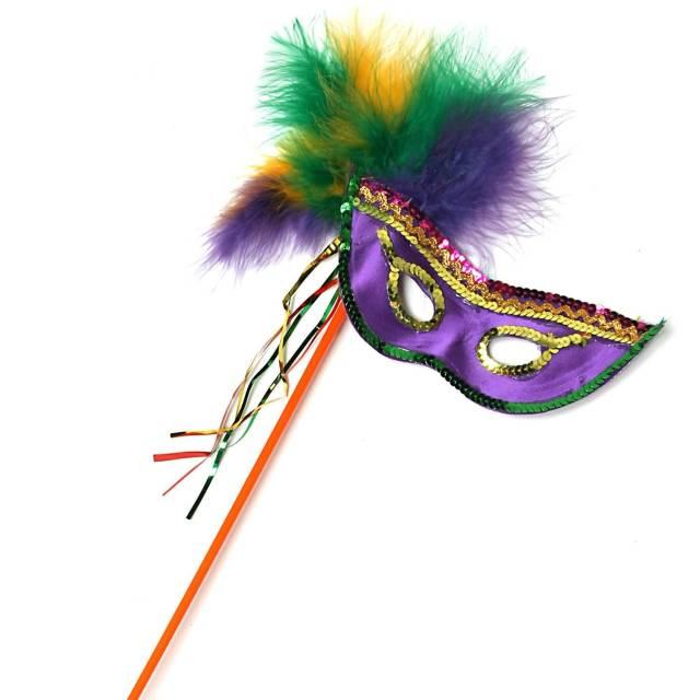 22 Mardi Gras Mask Image