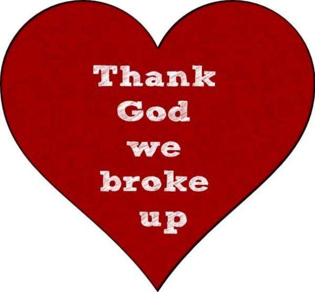 25 Happy Break Up Day Image