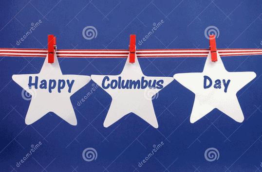 27 Columbus Day