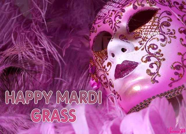 3 Mardi Gras Mask Image