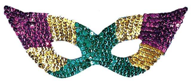 34 Mardi Gras Mask Image