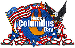 37 Columbus Day