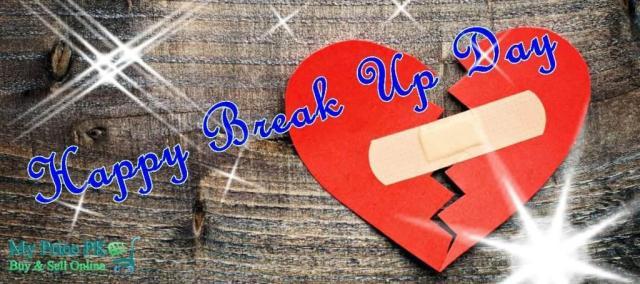 4 Happy Break Up Day Image
