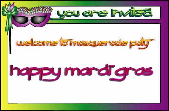 4 Mardi Gras