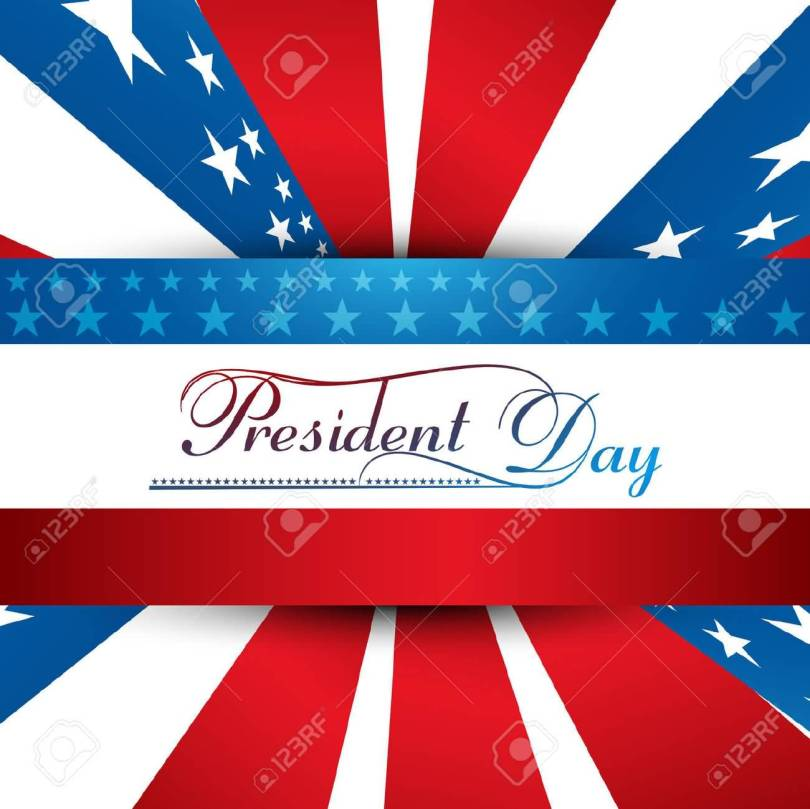 4 President's Day Images