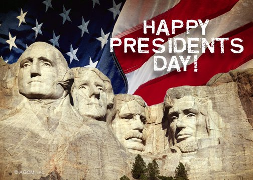 42 President's Day Images