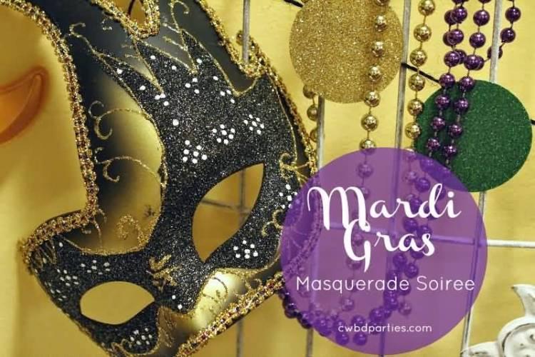 49 Mardi Gras Mask