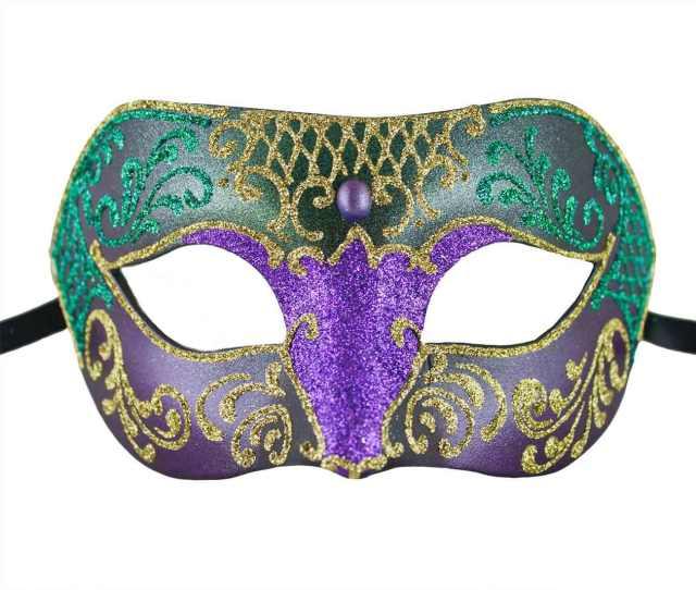 5 Mardi Gras Mask Image
