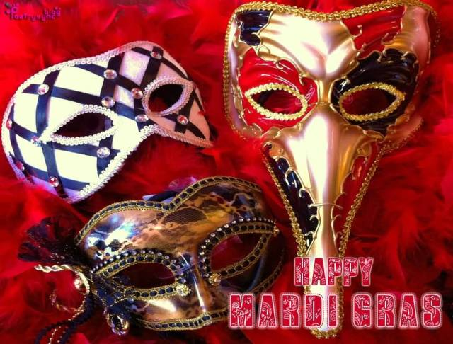50 Mardi Gras Mask