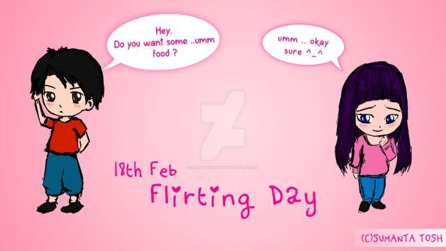 7 Happy Flirting Day