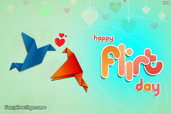 8 Happy Flirting Day