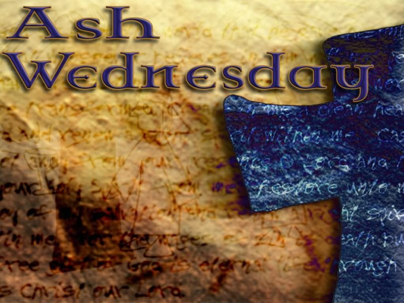 Adorable Ash Wednesday Wishes